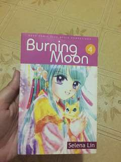 Comic Burning Moon Volume 4
