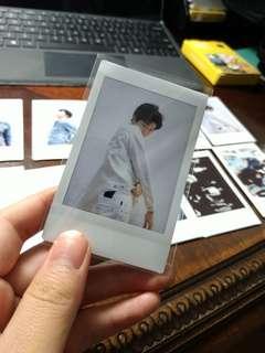 bts polaroid namjoon love yourself tear