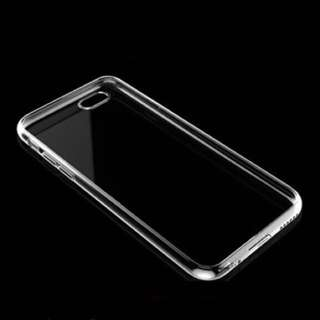 [Instock]  Clear Transparent Gel Case for iPhone 6/6S/7/7S