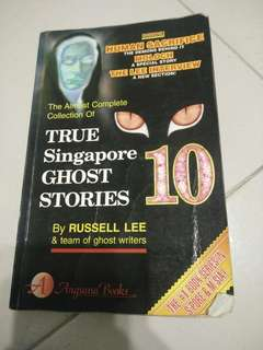 True Singapore Ghost Stories vol 10