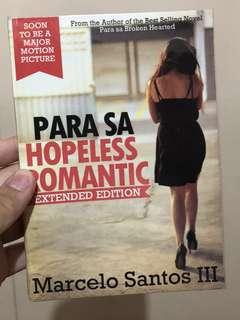 Para sa hopeless romantic by Marcelo Santos III