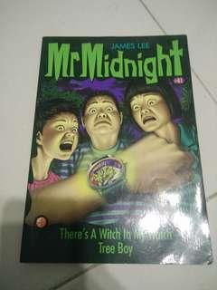 Mr midnight vol 41