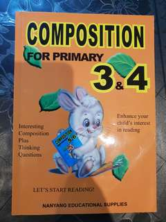 Composition for p3 and p4