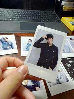 BTS polaroid love yourself tear v taehyung