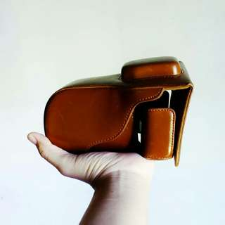 Leather case FUJIFILM XT-1