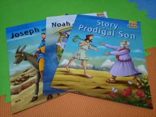 Take All Bible Stories w/ Freebie