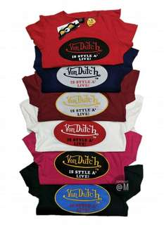 NEW ARRIVAL:VONDUTCH ORIGINAL EXCESS BRANDED OVERRUNS FOR HER