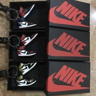 🔥 Air Jordan 1 Keychains