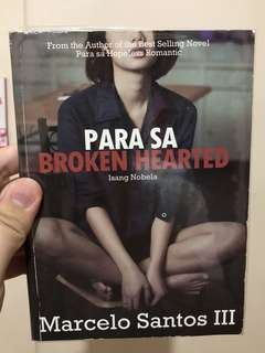 Para sa Broken Hearted by Marcelo Santos III