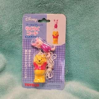 Disney 迪士尼 Winnie The Pooh 掛繩