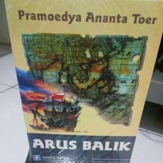 Novel Arus Balik