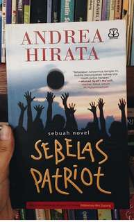 ANDREA HIRATA - 11 PATRIOT