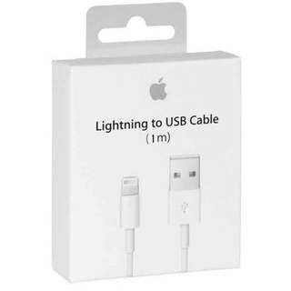 Authentic Iphone Lightning Cable