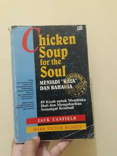 Buku Bestseller Chicken Soup for the Soul