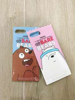 IPhone 7+/8+ Ice Bear and Grizz Case