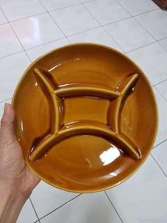 Fondue plate #nogstday