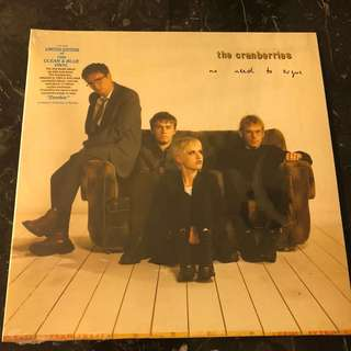 The Cranberries. No need to argue. Vinyl. Lp. New