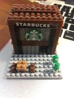 Starbucks Limited Edition Lego Set