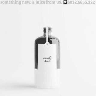 Roselle herbal drink