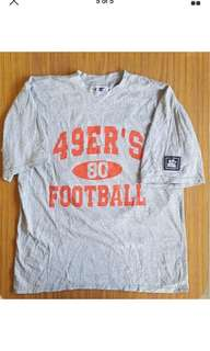 49'ers Jerry Rice Tshirt