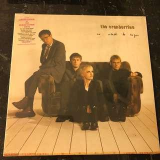 The Cranberries- No need to argue . Vinyl Lp. New