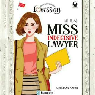 Premium ebook - Miss indecisive lawyer