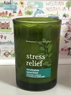 BBW Stress relief Candle