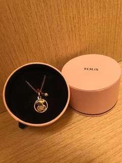 Tous 925 silver necklace