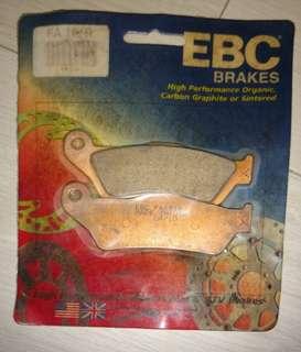 EBC FA181R  brake pad