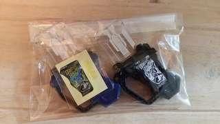 幪面超人Ex Aid Snipe set,全扭蛋版,右邊自改