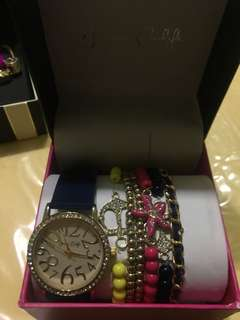 Jessica Carlyle Watches and Accessories from US