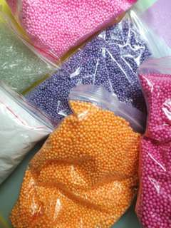 CLEARANCE: BEADS FOR SLIME