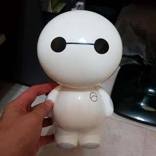 Miniature Baymax Table Lamp