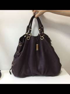 Authentic Rebeanco leather handbag