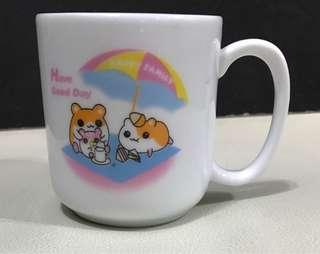 可愛小倉鼠迷你杯 lovely hamster mini cup