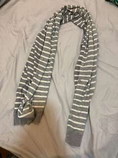 Muji multi-way scarf