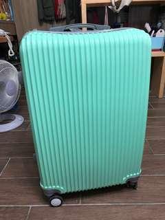 湖水綠行李箱Luggage Suitcase