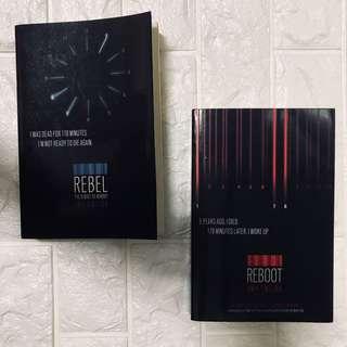 Reboot dualogy by Amy Tintera