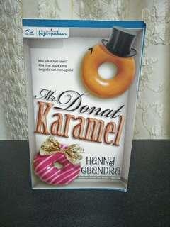 Mr Donut Karamel
