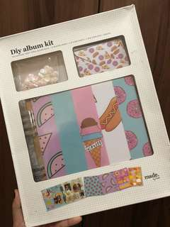 DIY Album Kit by Typo