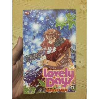 Comic Lovely Days Volume 4