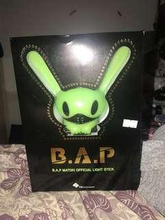 B.A.P 初代手燈