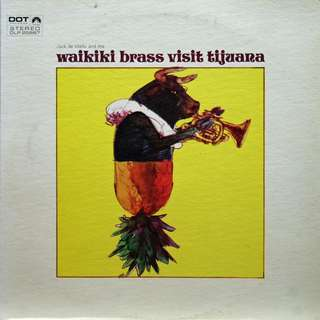 waikiki brass Vinyl LP used, 12-inch, may or may not have fine scratches, but playable. NO REFUND. Collect Bedok or The ADELPHI.
