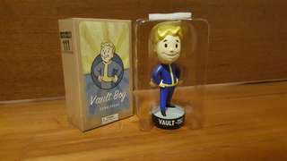 Loot Crate Exclusive Fallout Vault Boy Bobblehead