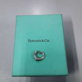 Tiffany & Co. Open Heart Necklace Chain