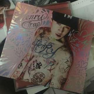 Henry CD