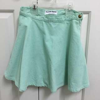 **REDUCED** American Apparel Corduroy Skirt