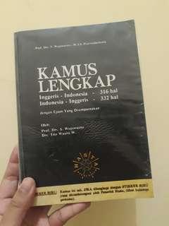 Kamus Lengkap Inggris <-> Indonesia