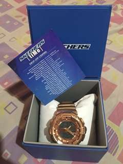 Preloved Skechers Digital/Analog Watch