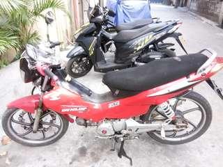 xrm 110 2004 model